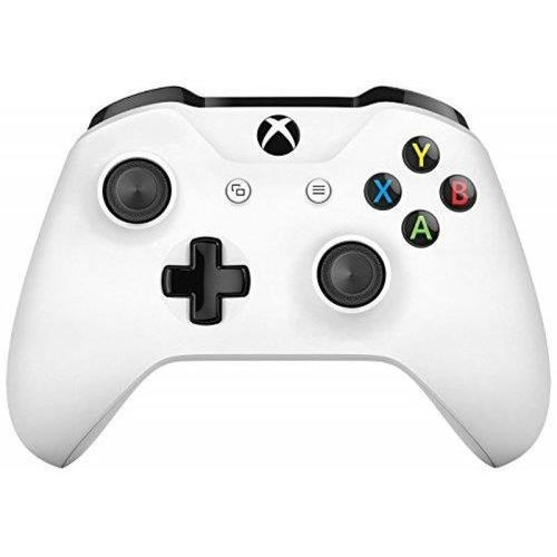 Microsoft Kontroler xbox one biały (0889842084344)