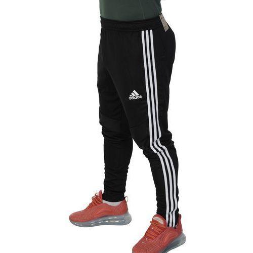 Adidas Spodnie męskie Mh 3S Tiro P Ft szare r. S (DQ1443)