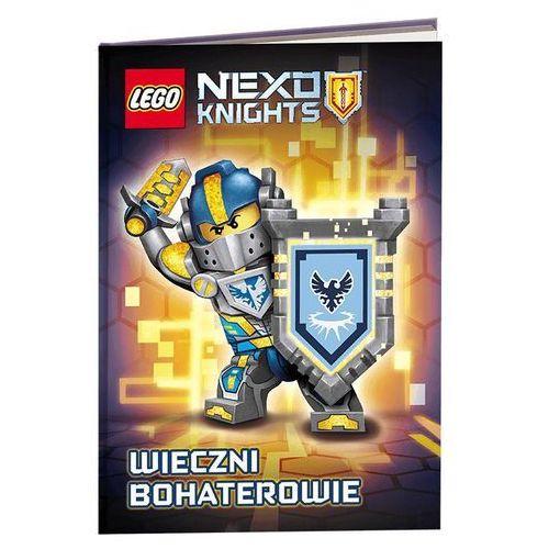 KSIĄŻKA LEGO® NEXO KNIGHTS. Wieczni bohaterowie