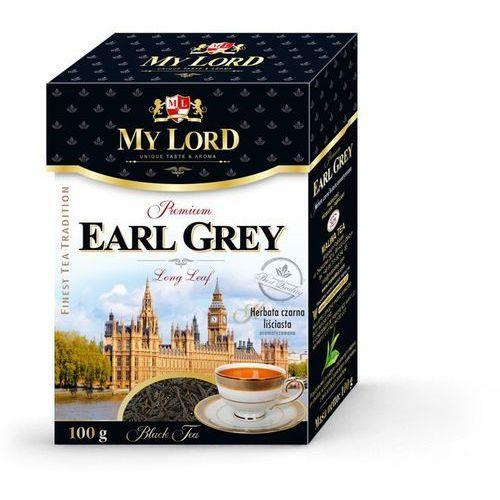 Herbata czarna earl grey my lord malwa liściasta marki Herbaty malwa