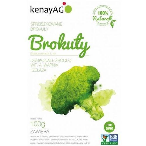 Kenay ag Brokuły sproszkowane 100g