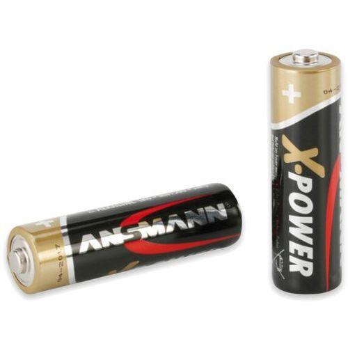 bateria x-power alkaliczna 4xaa marki Ansmann