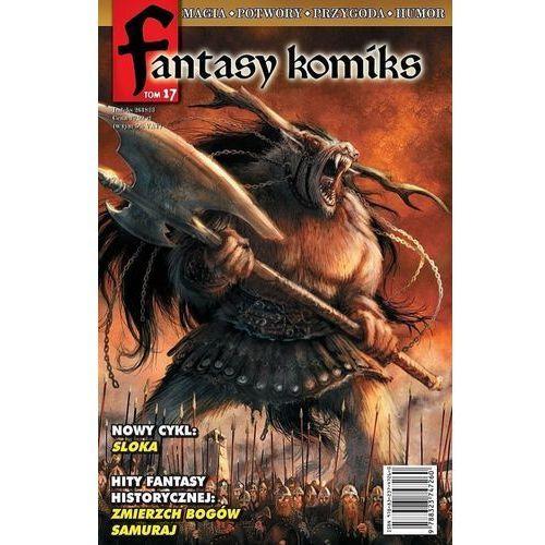 Fantasy komiks. Tom 17 (146 str.)
