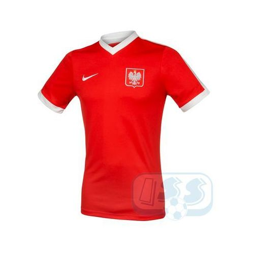 Bpol163: polska - koszulka marki Nike