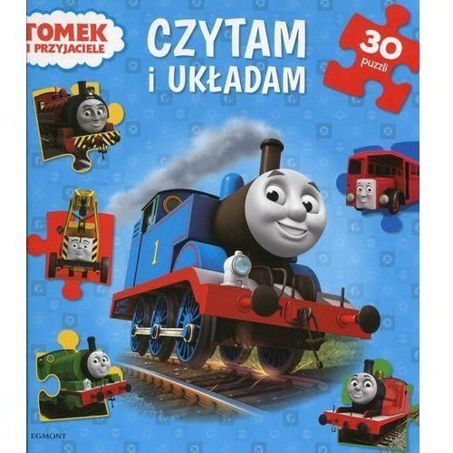 Tomek i przyjaciele Czytam i układam (10 str.)