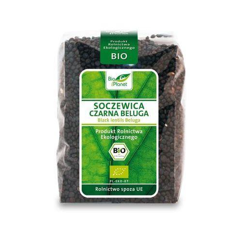 Bio Planet: soczewica czarna beluga BIO - 400 g, 000249