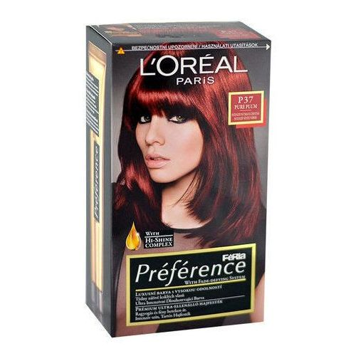 Préférence Féria Hair Colour 1szt W Farba do włosów P37 Pure Plum, L´Oreal Paris