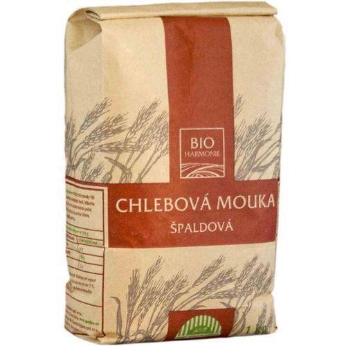 Mąka chlebowa orkiszowa typ 750 1kg BIO - BIOHARMONIE (8595582416308)