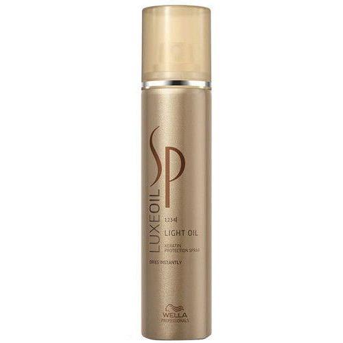 Wella SP Luxe Oil Keratin Protection Light Oil Spray 75ml W Olejek do włosów - sprawdź w E-Glamour.pl