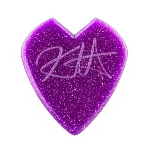 Dunlop 47pkh3nps kirk hammett purple sparkle kostka gitarowa