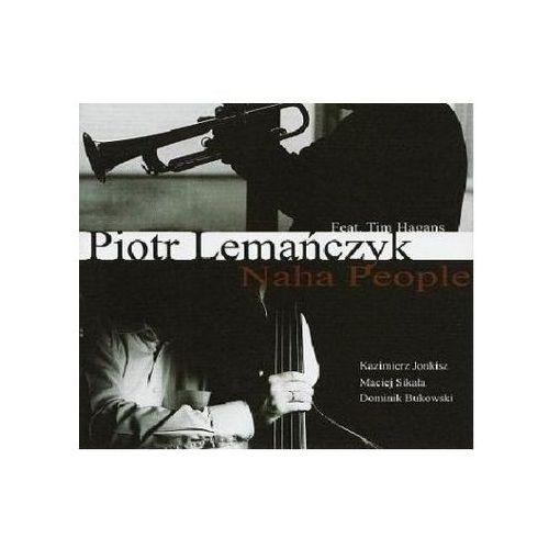 Soliton Lemańczyk feat tim hagans, piotr - naha people (5907577112233)