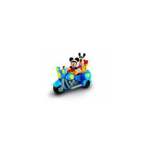 Myszka Miki motocykl policyjny - Dostawa Gratis, szczegóły zobacz w sklepie (motor zabawka) od InBook.pl