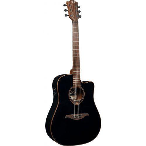 Lag GLA-T118 DCE BLK gitara elektroakustyczna Tramontane