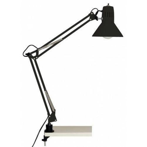 Brilliant Hobby lampka do mocowania biurka Czarny, 1-punktowy - Nowoczesny - Obszar wewnętrzny - Hobby - Czas dostawy: od 6-10 dni roboczych (4004353898549)