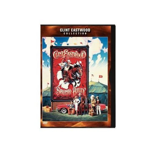 Clint eastwood Bronco billy (dvd) - darmowa dostawa kiosk ruchu
