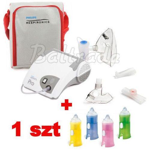 Inhalator PHILIPS PRO SOFT TOUCH + Rhino Clear (inhalator)
