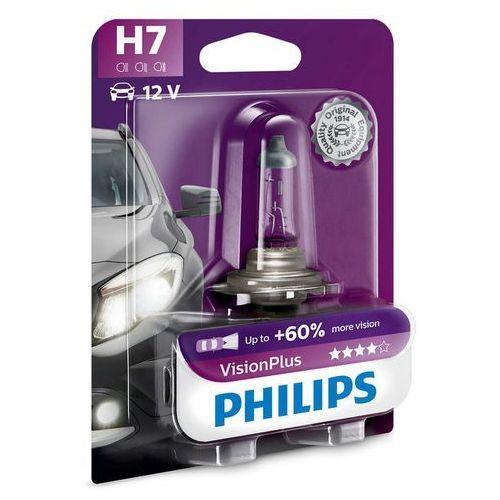 Philips VisionPlus żarówka samochodowa 12972VPB1 (8727900399363)