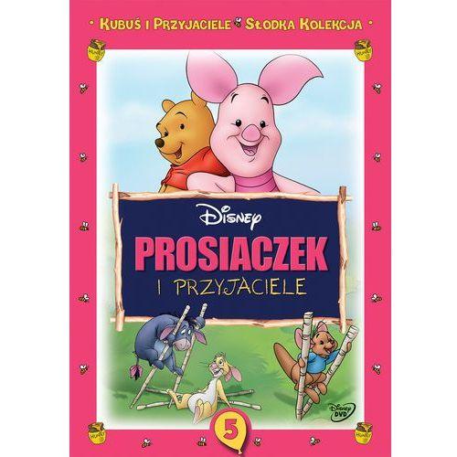Francis glebas Kubuś i przyjaciele. słodka kolekcja. część 5. prosiaczek i przyjaciele [dvd]