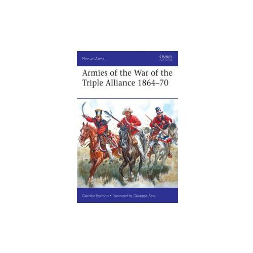 the war of the triple alliance Bartolomé mitre, president of argentina, then organized an alliance with brazil and colorado-controlled uruguay (the triple alliance), and together they at the opening of the war, in 1865, paraguayan forces advanced northward into the brazilian province of mato grosso and southward into the.