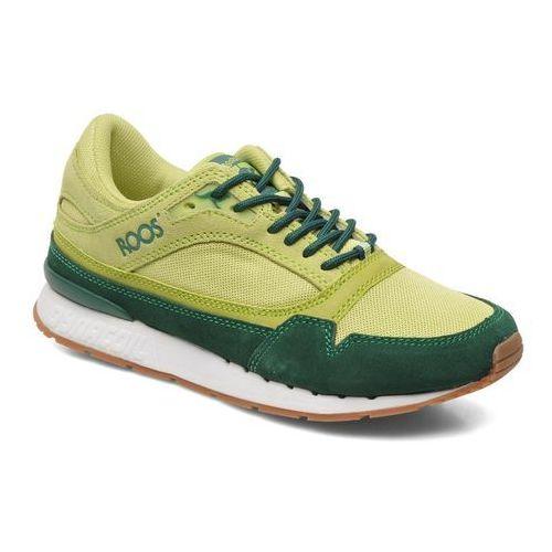 Promocja -40% : Tenis�wki i trampki Kangaroos Rage Colours W Damskie Zielone 100 dni na zwrot lub wymian�