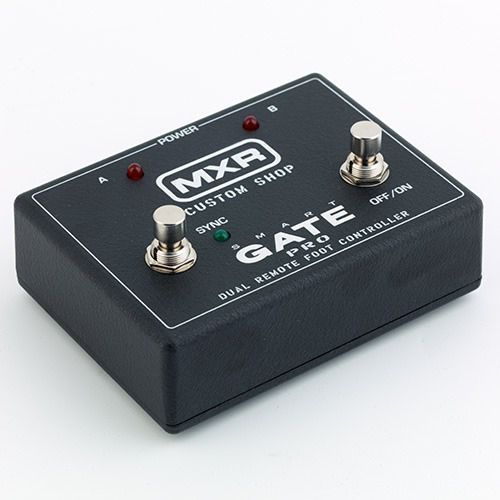 MXR M235FC - Custom Shop Smart Gate Pro Rack Foot Control