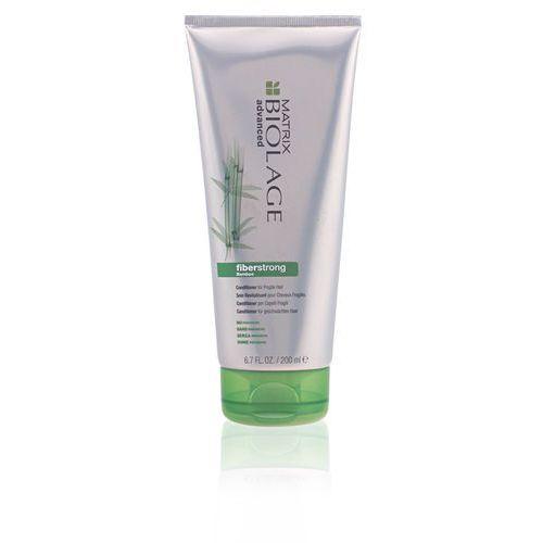 biolage advanced fiberstrong odżywka do łamliwych włosów (conditioner for fragile hair) 200 ml marki Matrix