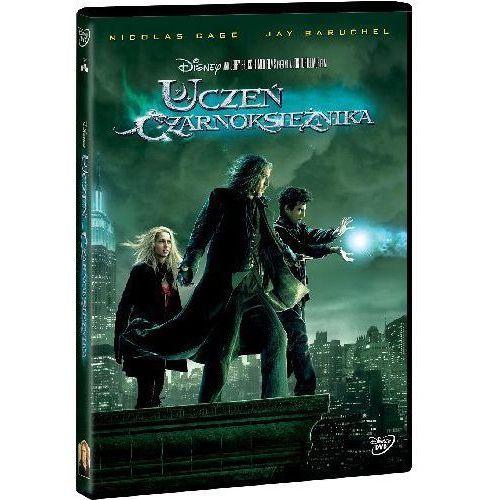 Uczeń czarnoksiężnika (DVD) - Jon Turteltaub