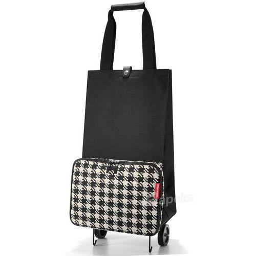 Wózek na zakupy foldabletrolley fifties black marki Reisenthel