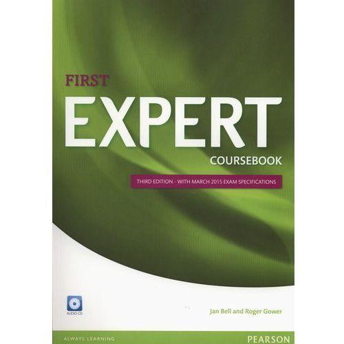 First Expert Third Edition. Podręcznik + CD (2014)