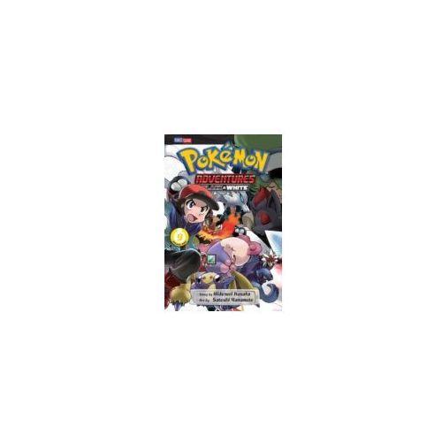 Pokemon Adventures: Black and White, Vol. 9, Kusaka, Hidenori
