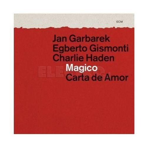 Universal music polska Garbarek/gismonti/haden - magico carta de amor - album 2 płytowy (cd)