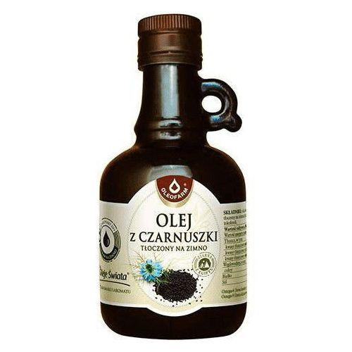 Olej z czarnuszki tłoczony na zimno 250ml - marki Oleofarm