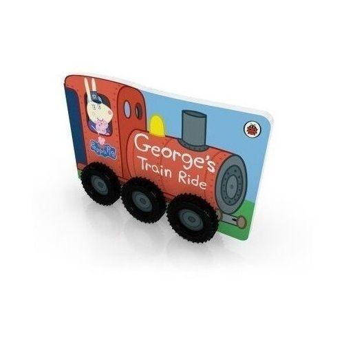 Peppa Pig: George's Train Ride (9780241375891)