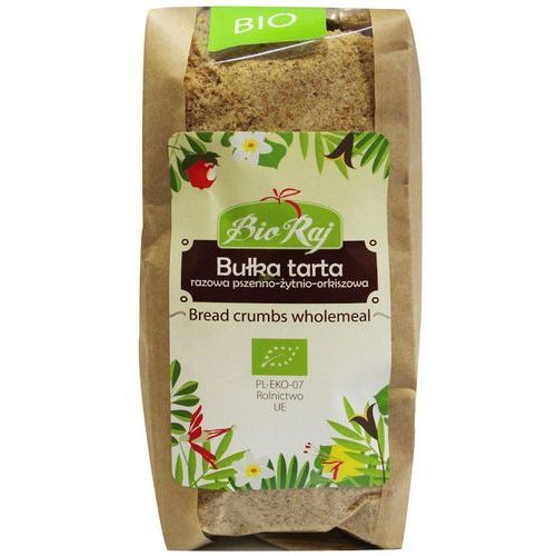 Bułka Tarta Razowa Pszenno-Żytnio-Orkiszowa BIO 250 g Bio Raj