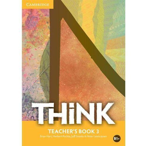 Think 3. Książka Nauczyciela (144 str.)