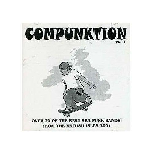 Compunktion 1 - Różni Wykonawcy (Płyta CD)