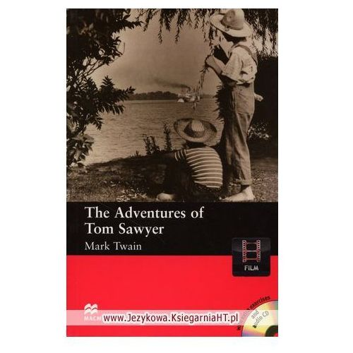 Macmillan Readers, Beginner: The Adventures Tom Sawyer + CD Audio (9781405076081)
