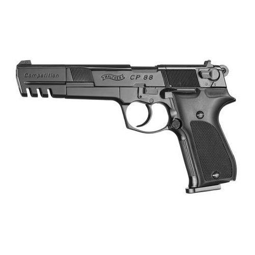 Pistolet wiatrówka Walther CP88 Competition 4,5 mm Diabolo CO2 (4000844313331)
