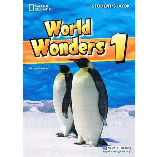 World Wonders 1 Podręcznik + CD (2009)