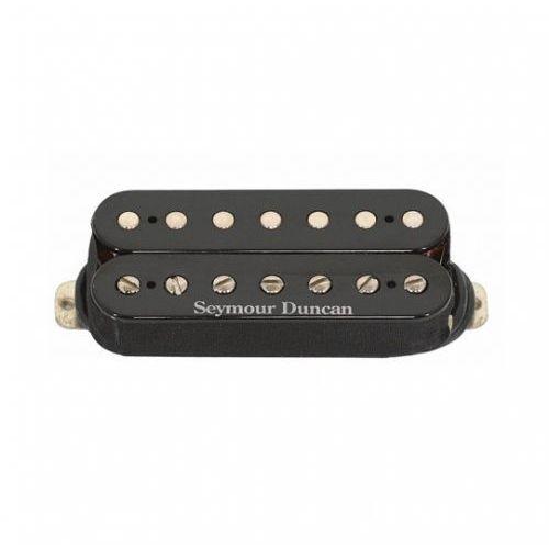 Seymour Duncan SH-4 BLK 7-string JB Model przetwornik do gitary elektrycznej do montażu przy mostku, kolor czarny