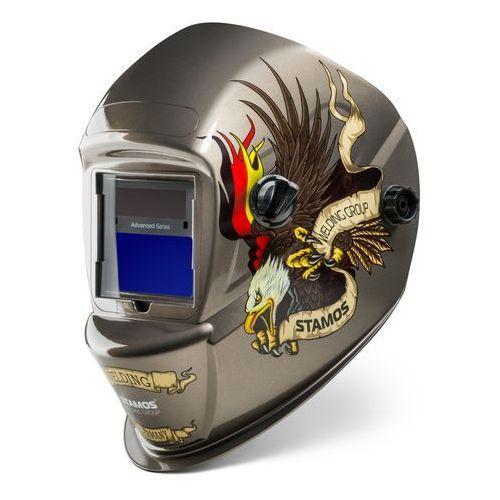 Maska spawalnicza  eagle eye wyprodukowany przez Stamos germany