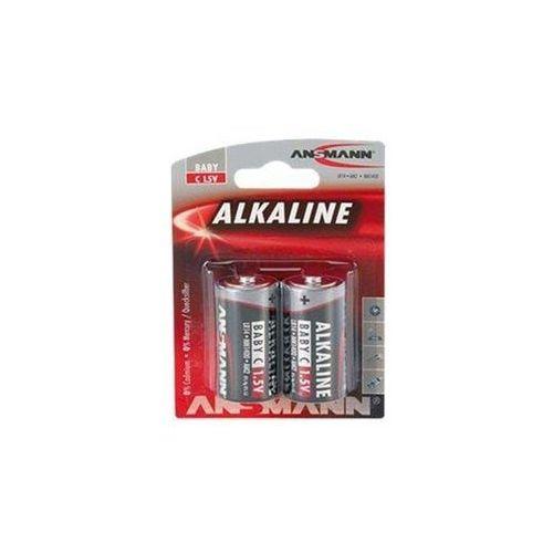 Ansmann Bateria alkaliczna RED 2xC(LR14)