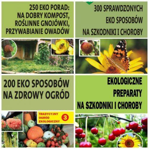 Tradycyjny ogród ekologiczny - Zbigniew Przybylak