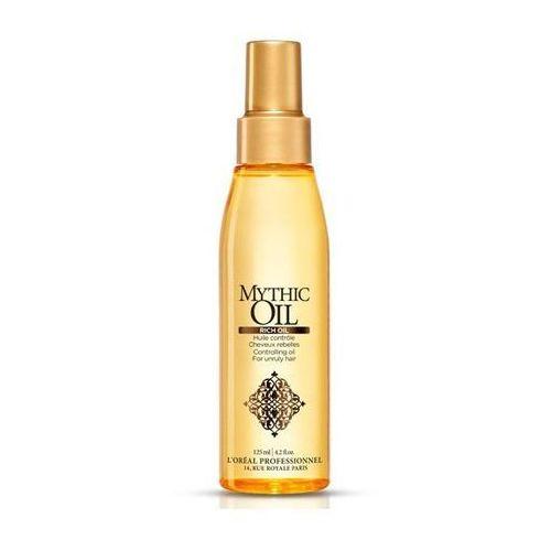 LOreal Mythic Oil Rich olejek do włosów nieposłusznych i grubych 125ml - sprawdź w dr włos