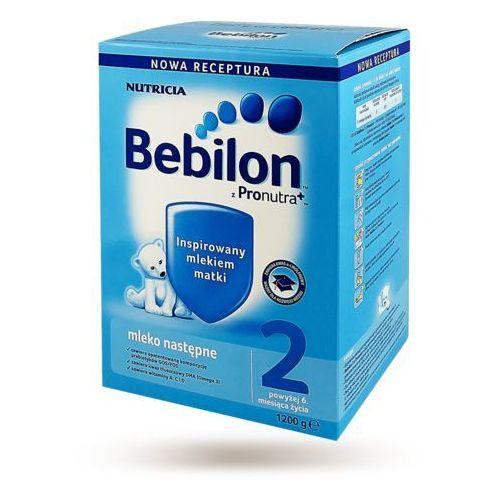 BEBILON Mleko następne 2 z Pronutrą (mleko dla dzieci)