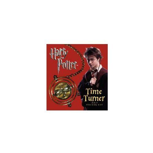 Harry Potter Time Turner and Sticker Kit (16 str.)