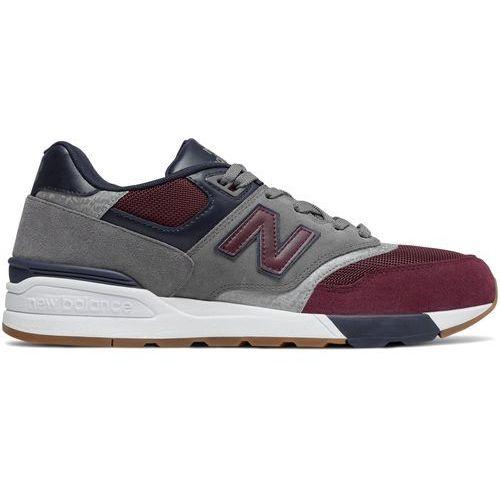 Buty sneakersy ml597bgn, New balance, 40.5-45