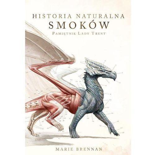 Historia naturalna smoków - (360 str.)