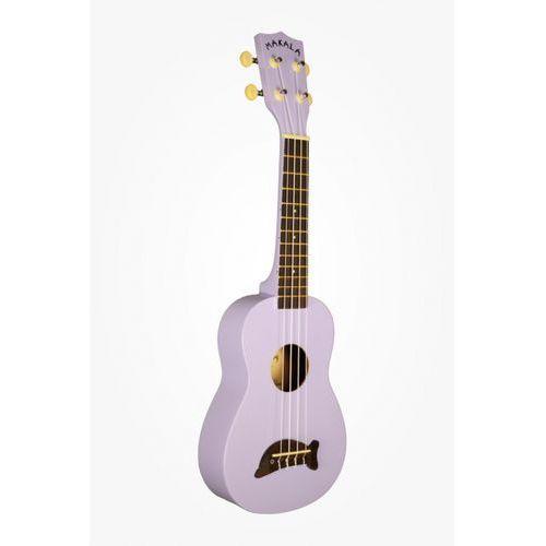 Kala makala sd-pl ukulele sopranowe, purple