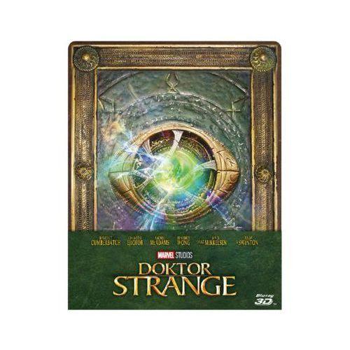 Galapagos Doktor strange 3d. steelbook (2bd) (7321918506129)